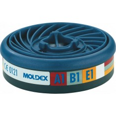 Moldex 9300 ABE1 EasyLock Filter Cartridges (Pack of 5)