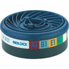 Moldex 9400 ABE1K1 EasyLock Filter Cartridges (Pack of 5)
