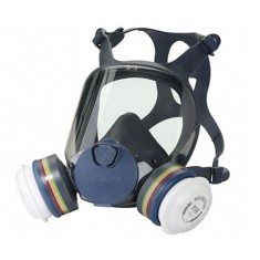 Moldex 9432 Pre-assembled Full Face Mask (with filters in an aluminium bag)
