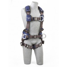 Capital Safety 111391 ExoFit NEX™ Vest Style Harness w/Locking Quick Connect Buckles