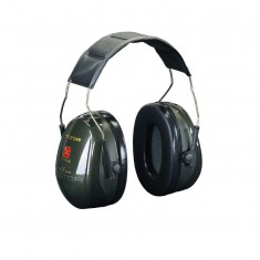 3M Peltor Optime II Headband H520A Ear Muffs