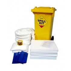 Fentex OSKS Oil and Fuel Wheelie Bin Spill Kit