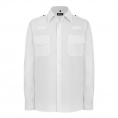Disley P137 Williams Security Mens Long Sleeve Shirt