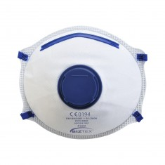 Portwest P203 FFP2 Valved Dolomite Disposable Mask (Pack of 10)