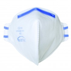 Portwest P250 FFP2 Dust Mist Fold Flat Respirator (Pack of 20)