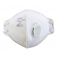 Portwest P351 FFP3 Valved Dust Mist Fold Flat Disposable Masks (Pack of 20)