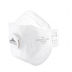 P391 - EAGLE FFP3 Valved Dolomite Fold Respirator (Pack of 10)