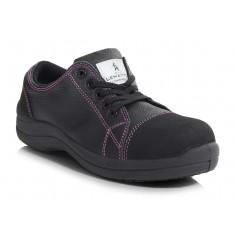 Lemaitre PB203 Libertine Low S3 Ladies Composite Safety Shoe - Size 6