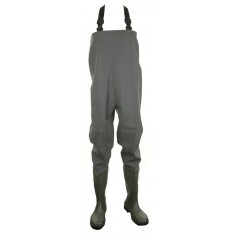 Dunlop PCW PVC Non Safety Chest Wader