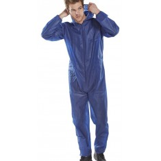 Beeswift PDBSH Disposable Boilersuit (Pack of 50)