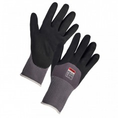 Supertouch PAWA PG102 Knuckle Coated Nitrile Gloves