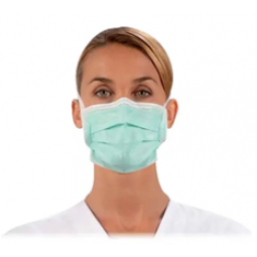 Valmy Surgical Masks Type IIR (Carton of 1000 Masks)