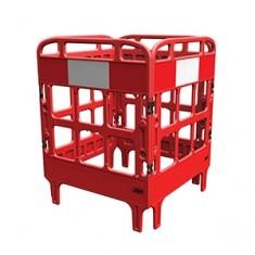 JSP KBU023-000-600 Portagate® 4 Gate Compact Barrier