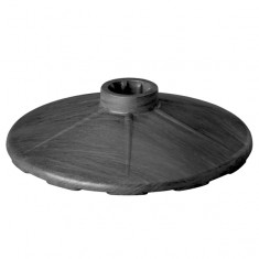 JSP HDE220-001-100 2012 Heavy Duty Base for Chain Support Post