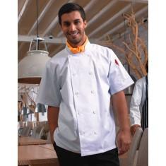 Premier PR656 Short Sleeved Chef's Jacket