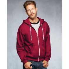 Anvil AV521 Adult Full Zip Hooded Sweatshirt