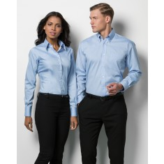 Kustom Kit  KK702 Oxford Ladies' Corporate Long Sleeve Shirt