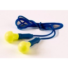 3M EARPICORD Push in Corded Ear Plugs (Pack of 100)