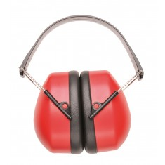 Portwest PW41 Super Ear Protector - Folding Ear Muffs