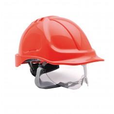 Portwest PW54 Endurance Plus Molten Metal Safety Helmet