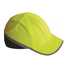 Portwest PW79 Hi Vis Bump Cap Hivis Yellow