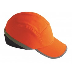 Portwest PW79 Hi Vis Bump Cap Hivis Orange