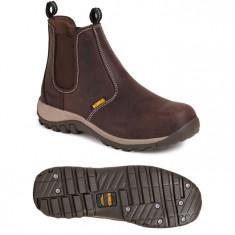 DeWalt RADIAL Chocolate SBP SRA Safety Dealer Boot
