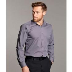 "Disley C320 Long Sleeve Easy Care Men's Shirt - Size 16"""