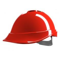 MSA V-Gard® 200 Vented Fas-Trac III Safety Helmet MSAGV6