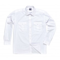 Portwest S102 Long Sleeve Pilot Shirt
