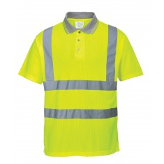 Portwest S177  Comfort High Visibility Polo Shirt