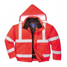 Portwest S463  Bomber High Visibility Jacket