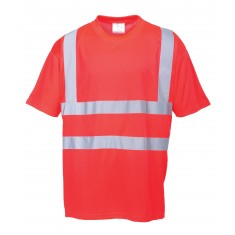 Portwest S478 High Visibility T-Shirt - Size Medium