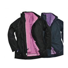 S571 Elgin 3in1 Ladies Jacket