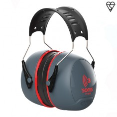JSP Sonis™ 3 AEB040-0A1-A00 Ear Defenders (Pack of 10)