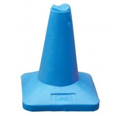 "JSP JCA030-020-500 45cm/18"" Sand Weighted Sports Cone (Pack of 10)"