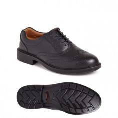 Sterling City Knights SS500CM Executive Brogue S1P SRC Safety Shoe