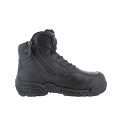 Magnum M801236 Stealth Force 6.0 Leather Unisex Composite Side-Zip S3 Safety Boot