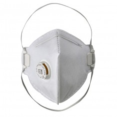 Supertouch STFP2V FFP2 Valved Flat Pack Respirator (Pack of 10)