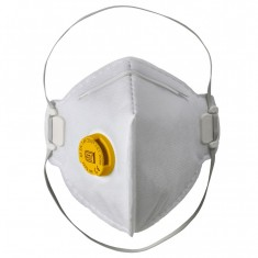 Supertouch STFP3V FFP3 Valved Flat Pack Respirator (Box of 10)