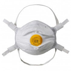 Supertouch STP3V FFP3 Valved Moulded Respirator (Box of 10)