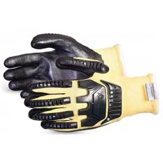 Superiorglove SKFGFNVB Dexterity Glove Size Large