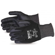 Beeswift SUS13KBFNT Emerald CX Nylon/Stainless-Steel Cut-Resistant String-Knit Glove