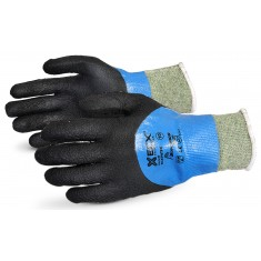 Superiorglove SUSCXPNTFC Emerald CX Liquid Proof Kevlar®/Wire-Core Gloves