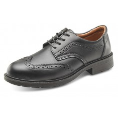 Beeswift Click Brogue SW2011 4 Eyelet S1 Executive Safety Shoe