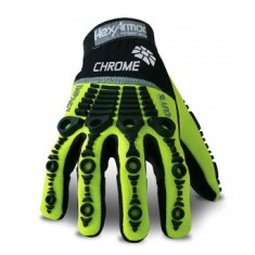 Polyco 4026 HexArmor Chrome High Visibility Glove