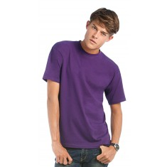 B & C TU004 Men's Exact 190 Crew Neck T-Shirt