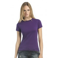 B & C TW040 Women's Exact 190 T-Shirt