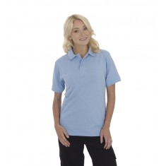 Ultimate Clothing Collection UCC004 50/50 Heavweight Pique Polo