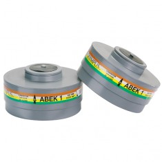 JSP BME330-000-000 Unifit ABEK1 Combination Vapour Cartridge (Pack of 20)